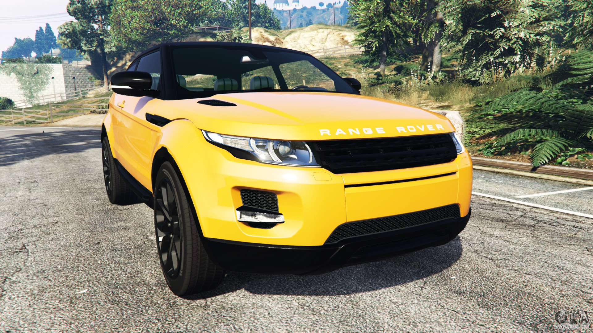 Gta on Range Rover Engine Replacement