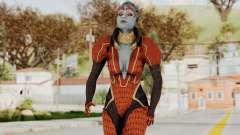 Mass Effect 2 Samara Red for GTA San Andreas