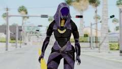 Mass Effect 3 Tali Zorah Vas Normandy for GTA San Andreas