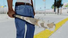 Nail Baseball Bat v6 for GTA San Andreas