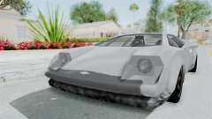 GTA Vice City - Infernus for GTA San Andreas
