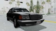 Mercedes-Benz 560SEL 1987 US-spec