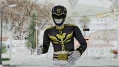 Power Rangers Megaforce - Black for GTA San Andreas