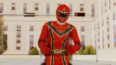 Power Rangers Mystic Force - Red for GTA San Andreas