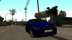 BMW M5 E60 v1.0 for GTA San Andreas