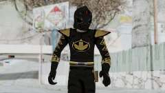 Power Rangers Dino Thunder - Black for GTA San Andreas