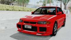 Mitsubishi Lancer Evolution III 1996 (CE9A) for GTA San Andreas