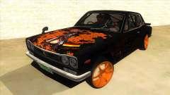 1971 Nissan GT-R Hakosuka