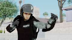 Gendarmerie, Which Riot Skin for GTA San Andreas