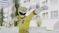 Power Rangers Wild Force - Yellow