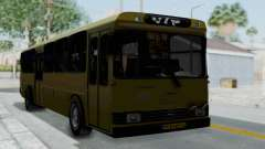 Mercedes-Benz Old Iranian Bus for GTA San Andreas