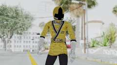 Power Rangers Samurai - Yellow