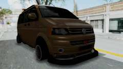 Volkswagen Transporter TDI Final for GTA San Andreas