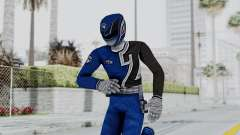 Power Rangers S.P.D - Blue