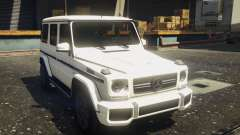 2013 Mercedes Benz G65 AMG [Replace]