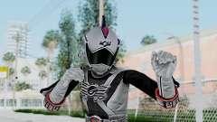 Power Rangers RPM - Silver