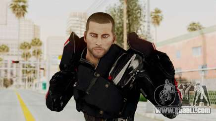 Mass Effect 3 Shepard N7 Destroyer Armor for GTA San Andreas