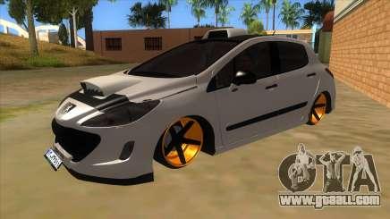 Peugeot 308 Full Sport for GTA San Andreas