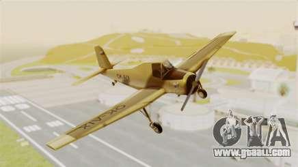 Z-37 Cmelak for GTA San Andreas