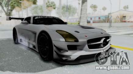 Mercedes-Benz SLS AMG GT3 PJ7 for GTA San Andreas