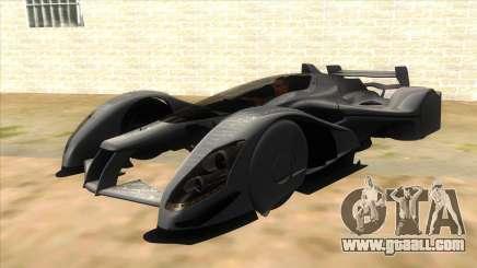 RedBull X2010 for GTA San Andreas