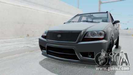 GTA 5 Benefactor Serrano IVF for GTA San Andreas