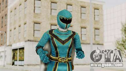 Power Rangers Mystic Force - Blue for GTA San Andreas