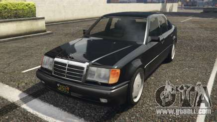 Mercedes-Benz E500 for GTA 5