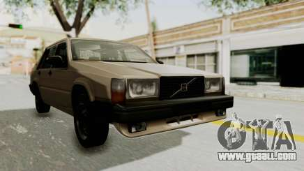 Volvo 740 for GTA San Andreas