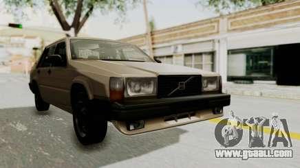 Volvo 740 for GTA San Andreas