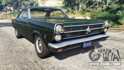 Ford Fairlane 500 1966 for GTA 5