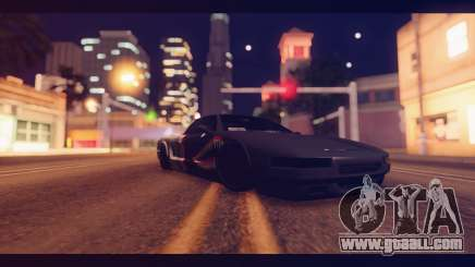 Infernus Shark Edition by ZveR v1 for GTA San Andreas