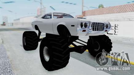 Ford Gran Torino 1972 Monster Truck for GTA San Andreas