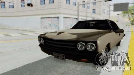 Lobo Custom for GTA San Andreas