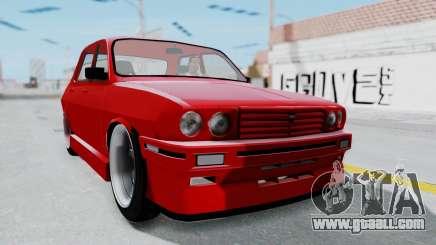 Dacia 1310 Tuning for GTA San Andreas