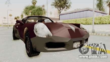 GTA 3 Yakuza Stinger for GTA San Andreas
