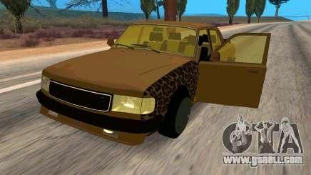 Volga 3110 Classic Battle for GTA San Andreas