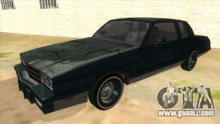 Chevrolet Monte Carlo 81 for GTA San Andreas