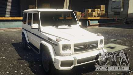 2013 Mercedes Benz G65 AMG [Replace] for GTA 5