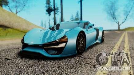 Trion Nemesis RR v0.1 Beta for GTA San Andreas