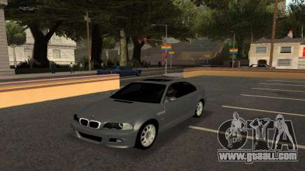 BMW M3 E46 Tunable for GTA San Andreas
