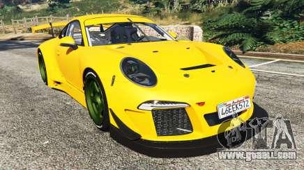 Ruf RGT-8 for GTA 5