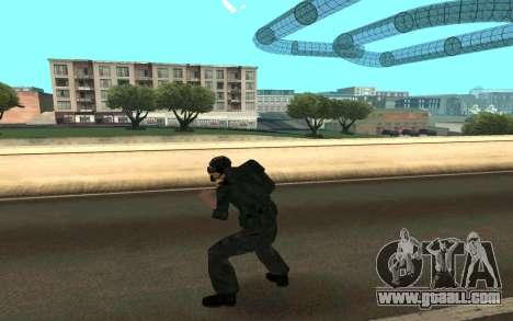 Minesweeper for GTA San Andreas third screenshot