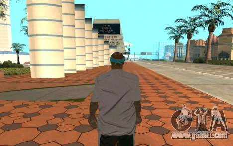Varios Los Aztecas Gang Member for GTA San Andreas second screenshot