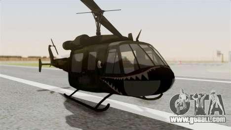 Castro V Attack Copter from Mercenaries 2 for GTA San Andreas