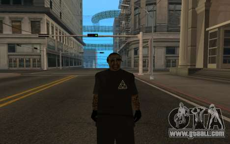Balass for GTA San Andreas