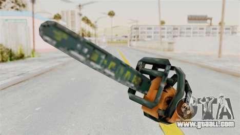 Metal Slug Weapon 8 for GTA San Andreas
