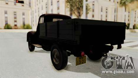UAZ-300 IVF for GTA San Andreas right view