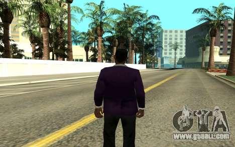 Jizzy for GTA San Andreas second screenshot