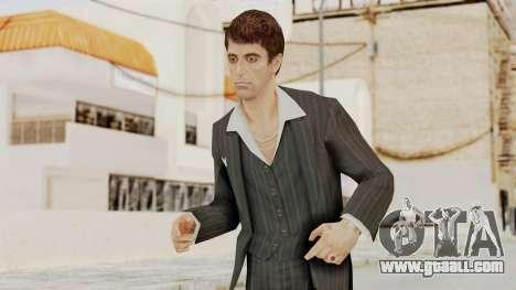 Scarface Tony Montana Suit v2 for GTA San Andreas